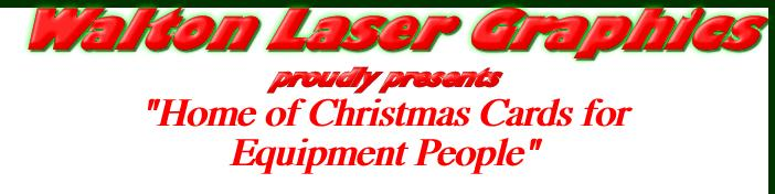 Walton Laser Graphics presents